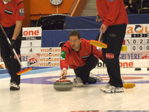 El Aramón C.H. Jaca participó representando a España en el Campeonato de Europa disputado en Suecia