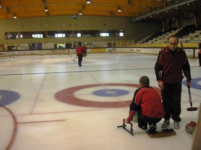 Aramón Jaca Curling no pudo lograr el ascenso