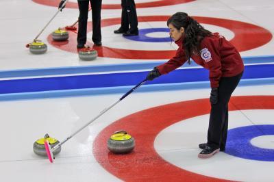 Campeonato de España Curling mixto y dobles mixtos
