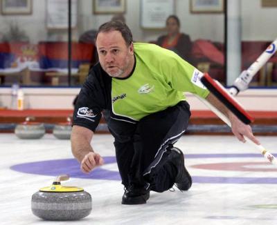 Iparpolo y No Name Molli campeones de España de curling mixtos