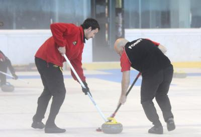 """Primer Stage de Curling """"Ciudad de Jaca"""""""