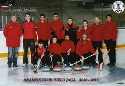 Aramón Jaca Curling a por el ascenso