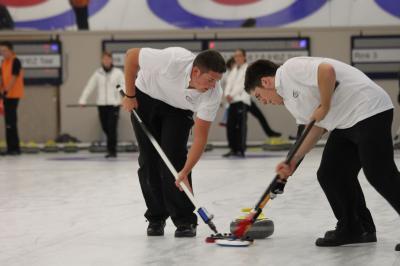 Jaca Curling en el Torneo de Puigcerdá