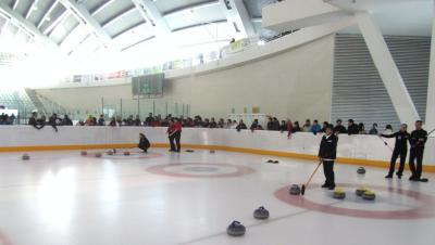 Iparpolo Batmix campeón de España curling mixto